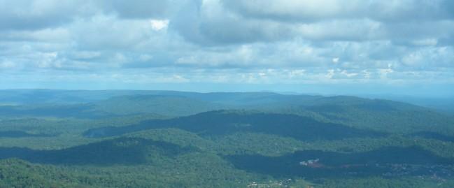 Montagne de Kaw © RNR Trésor