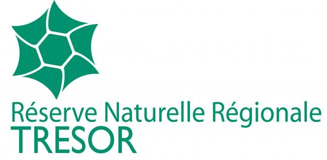 Logo de la Réserve Naturelle Régionale Trésor